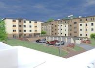 COMMUNAL RESIDENTIAL BUILDINGS
