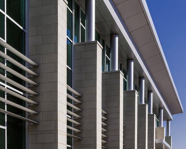 Aurora Public Library, Aurora, Illinois, Cordogan Clark & Associates Architects