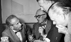 Are mental disorders behind modernism? Le Corbusier and Gropius get diagnosed