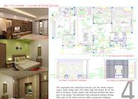 """BBC """"City Paark"""": Custom Interior Design"""