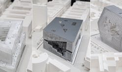 BIG, OMA & Buro Ole Scheeren win Axel Springer Campus Berlin competition - Who's on top?