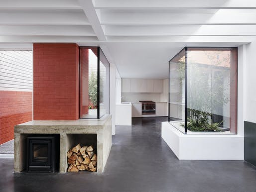 Red House; designed by 31/44 Architects. Photo Credit: Rory Gardiner.