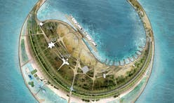 Diller Scofidio + Renfro win $1.3 billion 'Pearl Eco-Island' competition in the South China Sea
