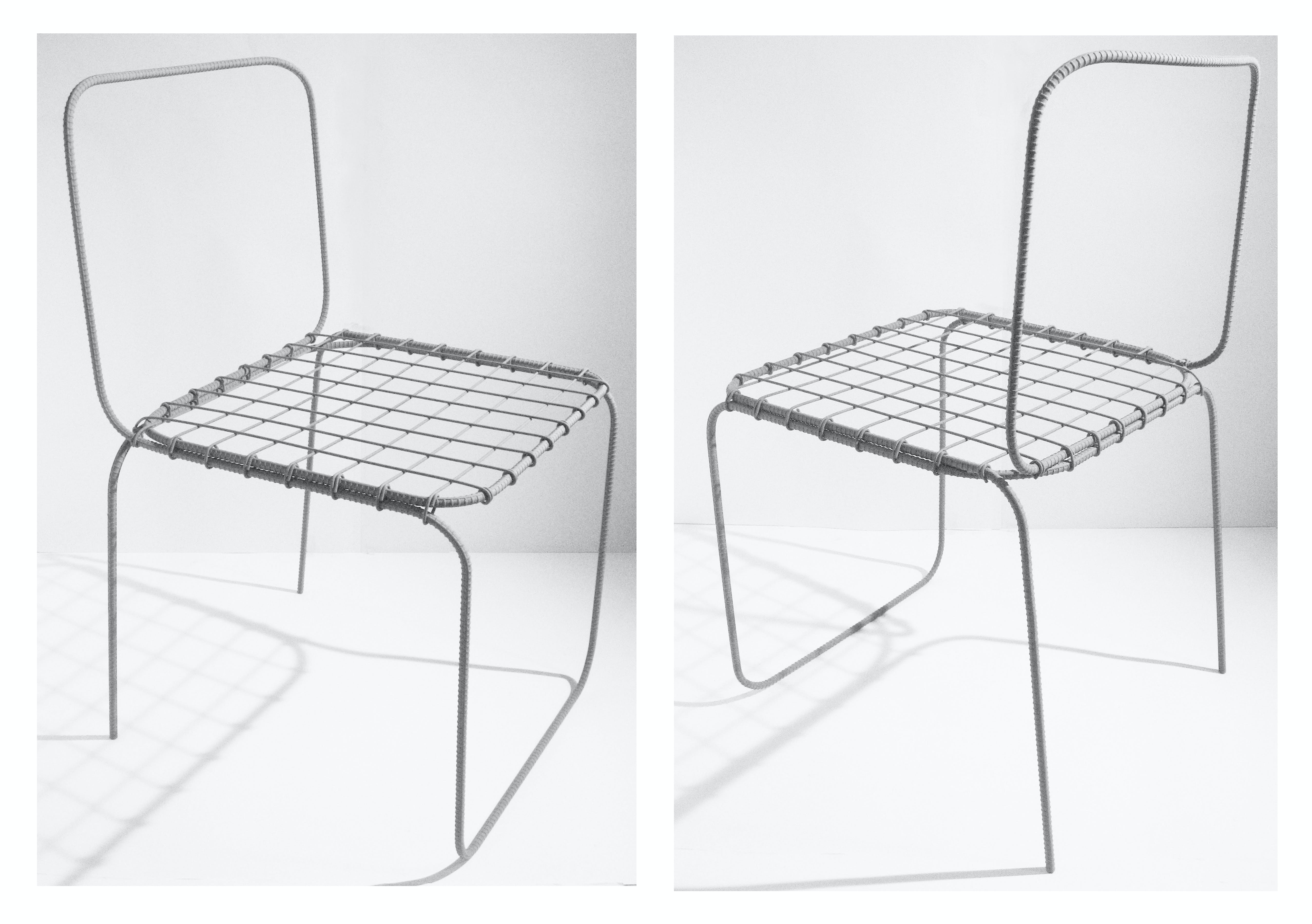 """Leftover inspiration the construction aesthetic of """"Chair 6 0"""