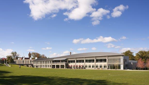 Photo courtesy of Kliment Halsband Architects, copyright Peter Mauss / Esto