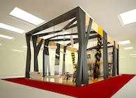 YTONG stand design 2012