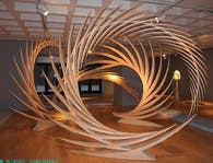 Santiago Calatrava at The Marlborough Gallery