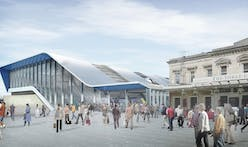 Construction Update of Reading Station Area Redevelopment by Grimshaw Architects