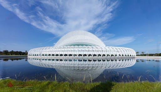 Photo © Alan Karchmer for Santiago Calatrava