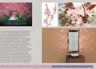 Luminous Blossoms