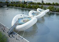 Trampoline Bridge