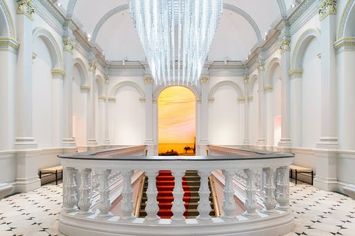 The Renwick Gallery of the Smithsonian American Art Museum; Washington | DLR Group. Photo: Kevin Reeves (photo); DLR Group | Westlake Reed Leskosky
