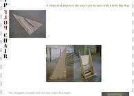 Vellum Competition: Flip Flop Chair