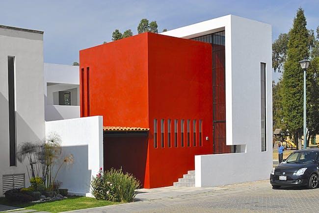 CEREZA House in Puebla, Mexico by NOVHUS