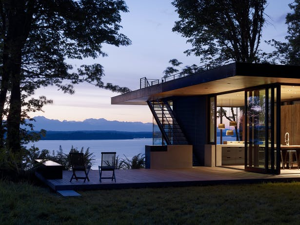 Case Inlet Retreat Mw Works Architecture Design