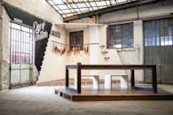 Den of Thieves - Salone del mobile - exhibition