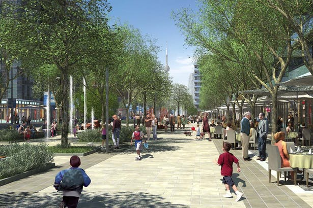Malls In Ct >> West Don Lands Streetscape and Public Realm Plan | Sweeny ...