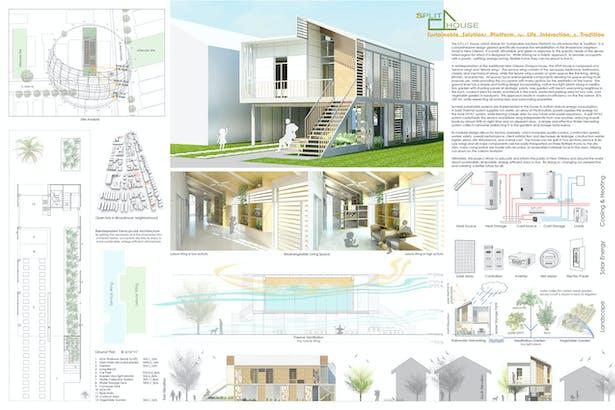 S.S.P.L.I.T. House