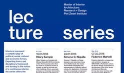 Get Lectured: Piet Zwart Institute MIARD 2018