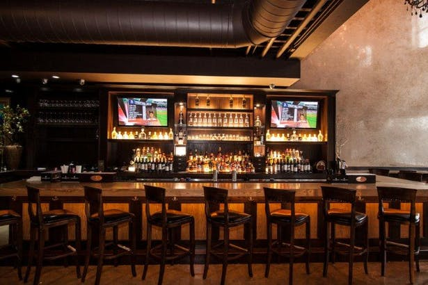 Main Custom Designed Bar