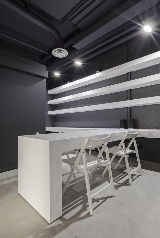 atelier rzlbd, the mass 01