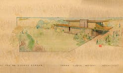 A Long-Awaited Tribute: Frank Lloyd Wright's Usonian House and Pavilion