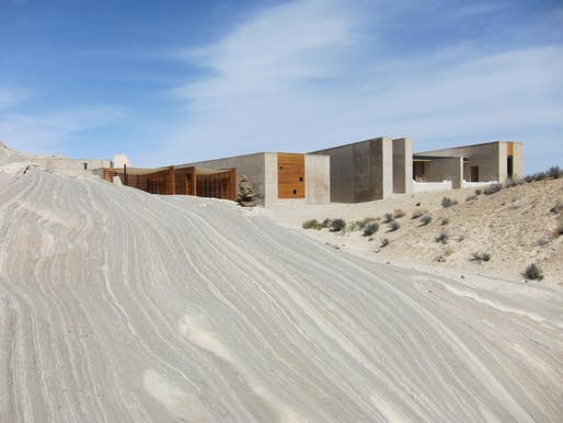 Amangiri Resort + Spa by Marwan Al-Sayed Inc. Architecture + Design, located in Canyon Point, UT. Image: Marwan Al-Sayed Inc. Architecture + Design.