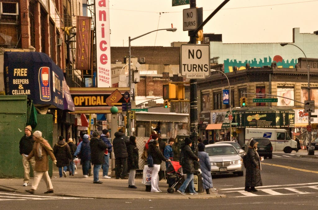 america s inner city dichotomy news archinect