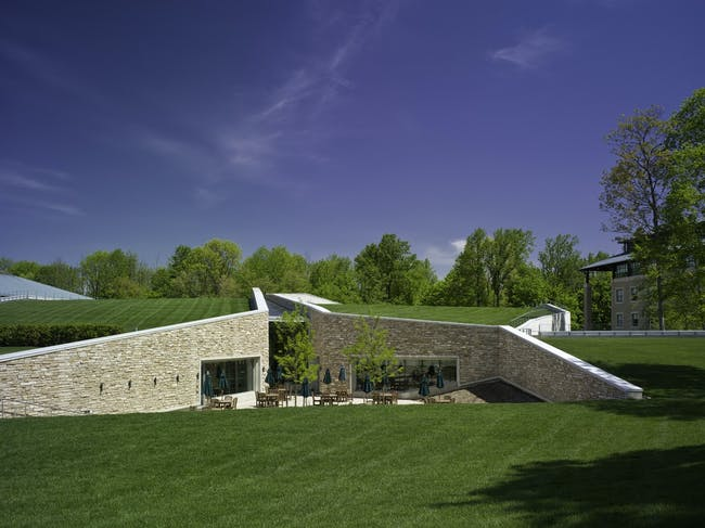 BD Campus Center in Franklin Lakes, NJ by Studio Hillier