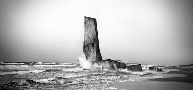 IS ARCH 6th edition - 1ST PRIZE: Curonian Spit - Identity of the Landscape by Jurgis Gecys. Image courtesy of IS ARCH.