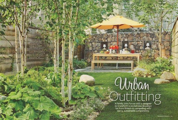 Brooklyn Garden Design Todd Haiman Landscape Design Archinect Unique Garden Design Brooklyn Image