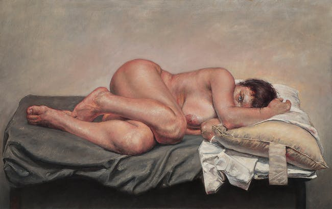 Jay Senetchko. 'Sleepwalker', 2012. Image courtesy of Jay Senetchko.