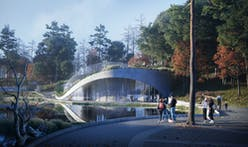 3XN + Gerner Gerner Plus propose undulating aquarium at Vienna's Schönbrunn Zoo