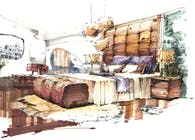 Hotel of Modern Art (King Room + Suite)