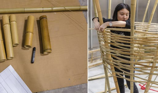 XJTLU Department of Architecture, Bamboo Workshop, 2016.