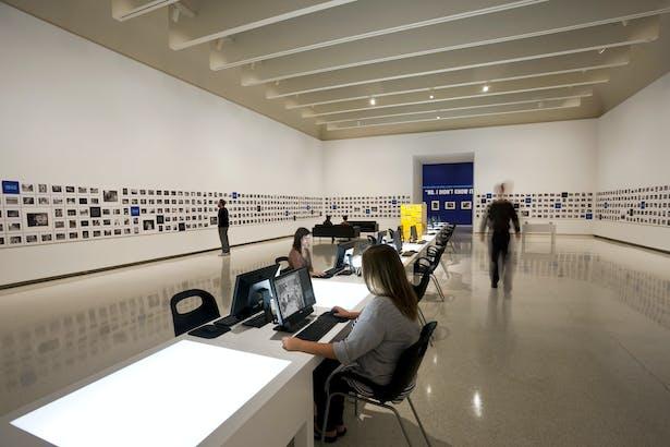 Teenie Exhibition View 1