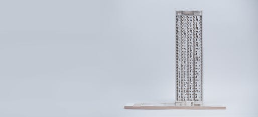 2nd Prize Winner: LOW-ENERGY | HIGH-RISE by David Ling