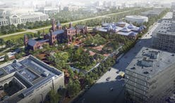 Smithsonian's $2 billion redevelopment plan, designed by BIG, comes under fire