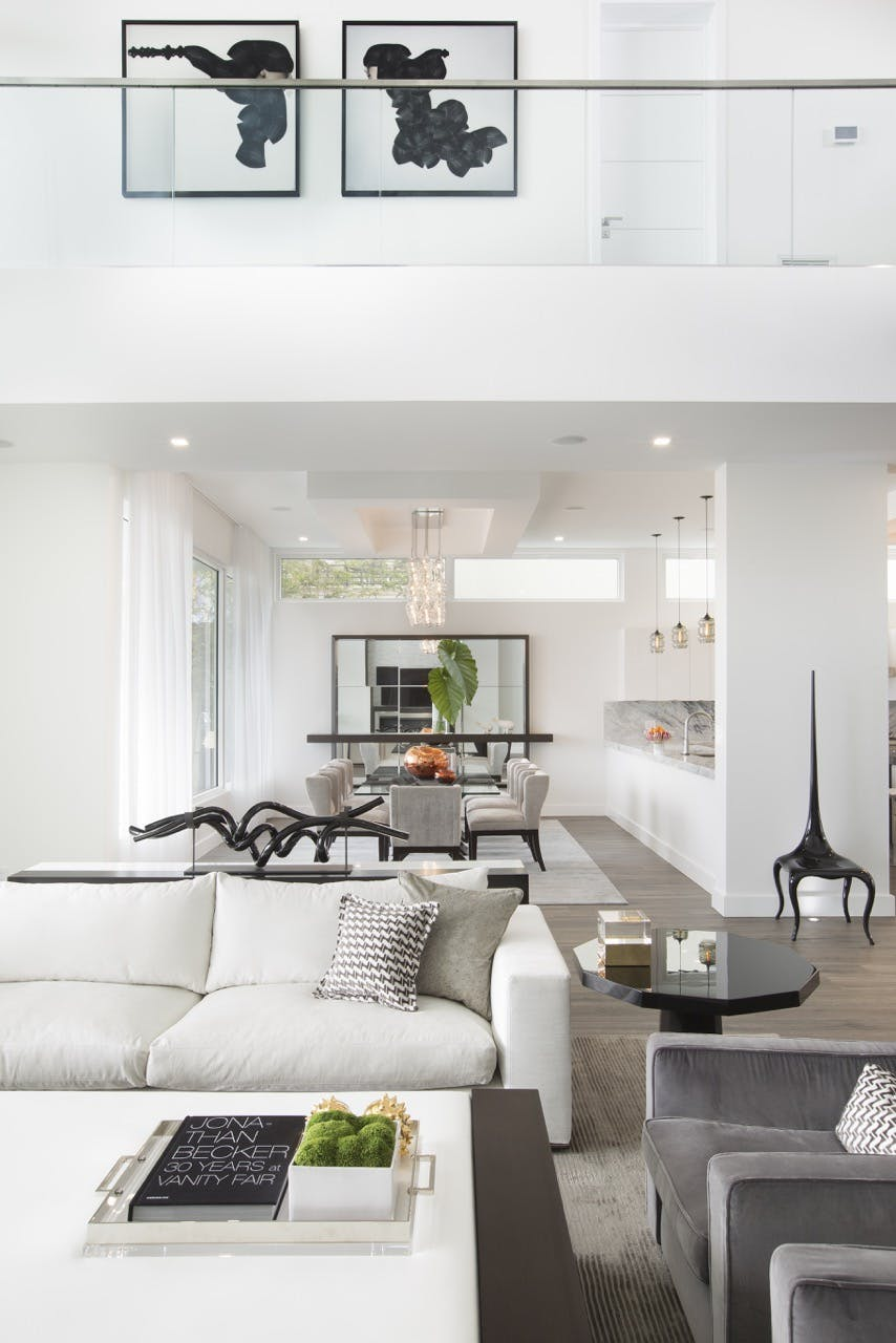 Modern home in Fort Lauderdale | Britto Charette Interior Design ...