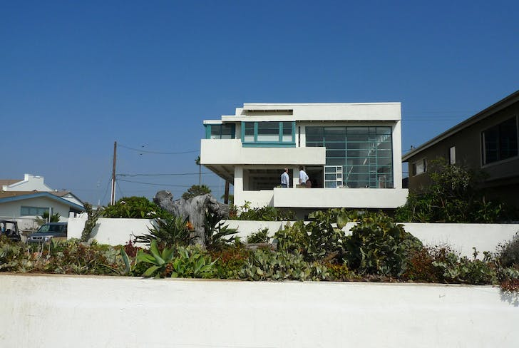 Journey To Lovell Beach House R M Schindler 1926 Features Archinect