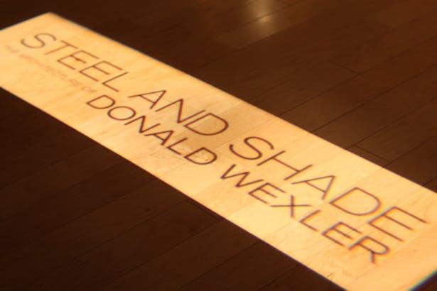 Steel and Shade: Donald Wexler Exhibit