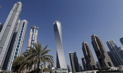 Cayan Tower, world's highest twisted tower, opens in Dubai
