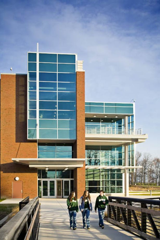 Eastern Michigan University Student Center Andrew