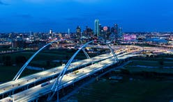 Calatrava's new Dallas bridge further troubled due to cable flaws
