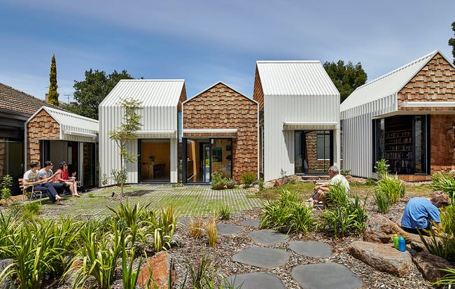 World Architecture Festival 2015 shortlist - Tower House by Andrew Maynard Architects.