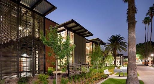 Arizona State University Student Health Services; Tempe, Arizona by Lake|Flato Architects + Orcutt|Winslow. Photo Credit: Bill Timmerman