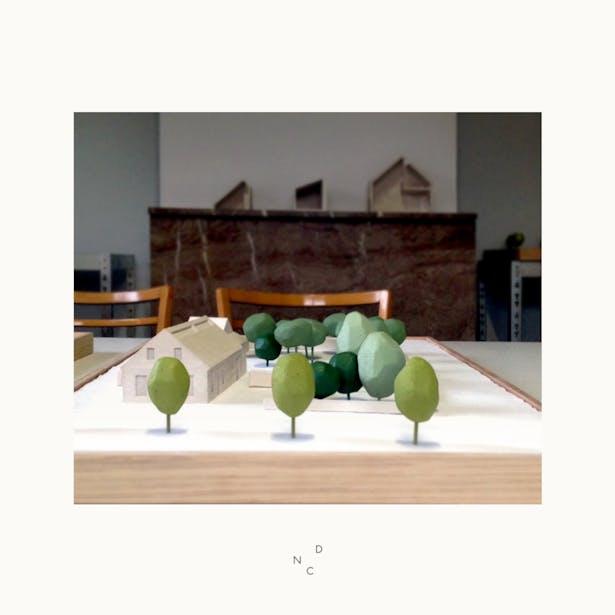 De Nieuwe Context bespreking atmosferisch ontwerp: van boerderij naar woonhuis met B&B