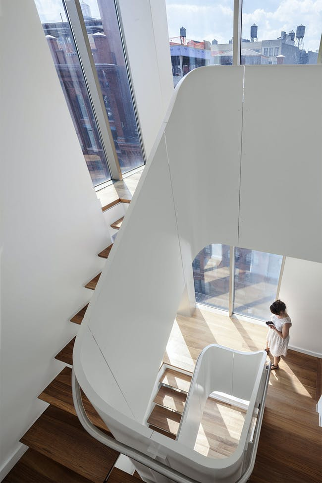 Mulberry House in New York, NY by SHoP Architects