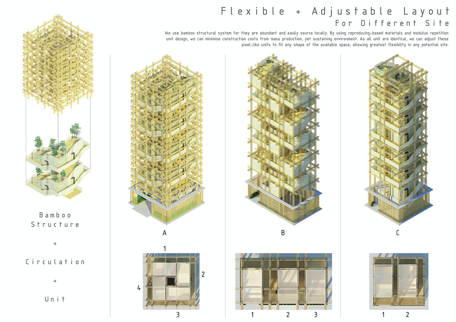 From vertical villages to Metabolist-inspired towers — the