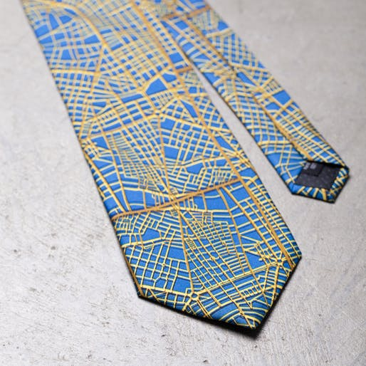 """Lima"" tie by ArquitectonicaPRODUCTS"